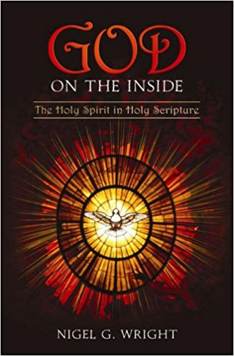 God on the Inside The Holy Spirit in Holy Scripture Book cover The antidote to doubt