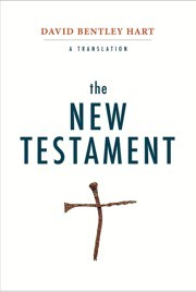 Front cover of The New Testament by David Bentley Hart