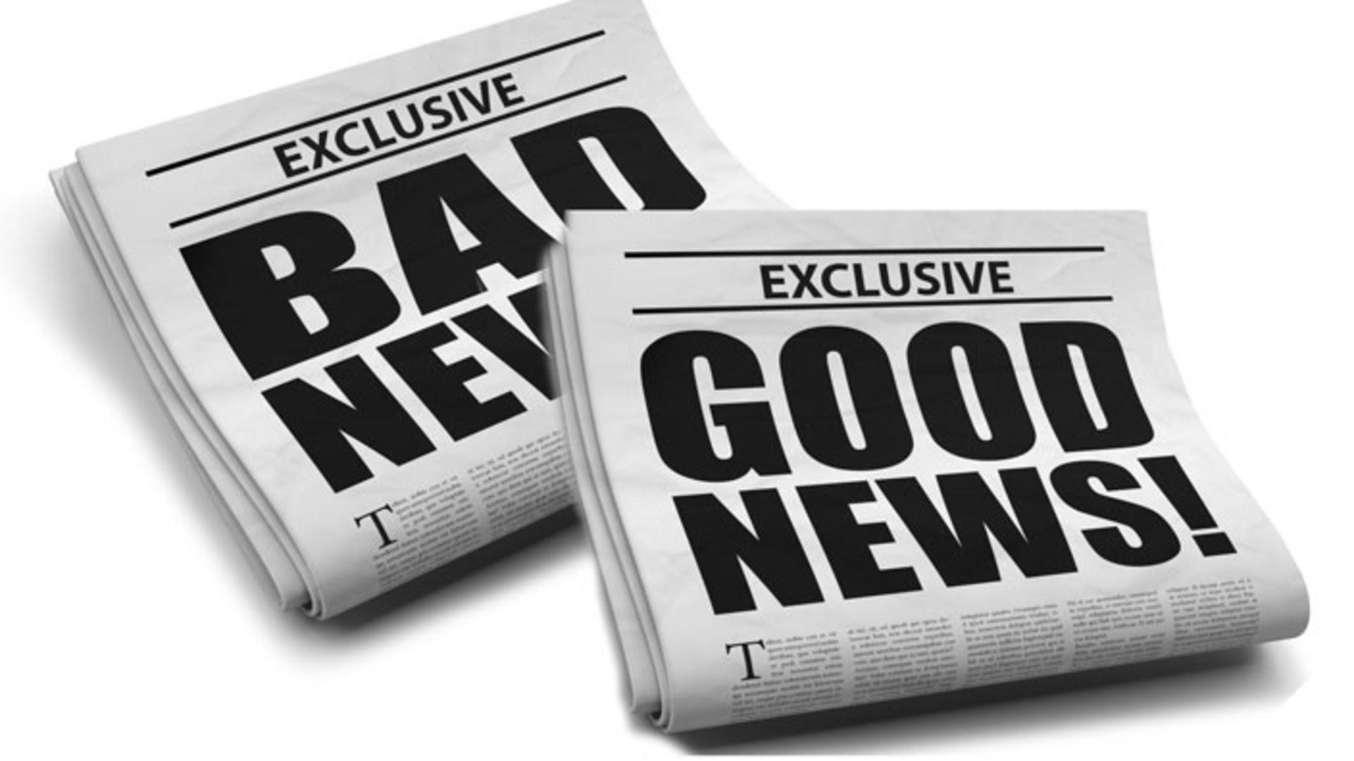 Good News Bad News Fake News Psalms David