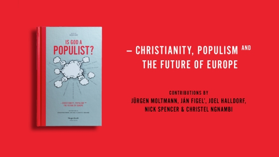 Is God a populist book cover and list of contributors